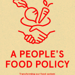 A People's Food Policy - front cover