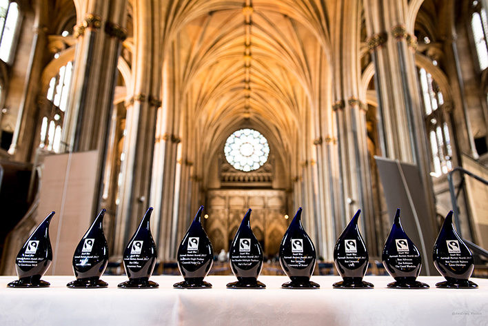 Fairtrade Awards Bristol, held at the Bristol Cathedral. Credit images to: Jon Craig / 07778606070 or for twitter: @JonCraig_Photos